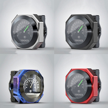 цена на Motocross Table Clock Parts Waterproof Electronic Bell Car Clocks Watch Sports Watch