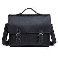 JMD 100% гарантия натуральная кожа мужские портфели Для мужчин, Сумки из натуральной кожи сумка для ноутбука 7090A