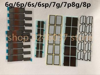 Original 100set EMI Anti-static heat sin heat dissipation cooling for iPhone 6 6s plus 7 8 plus Logic board motherboard sticker