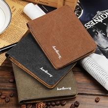 цены Men Bifold Leather Wallet ID Credit Card Holder Billfold Purse Clutch Business