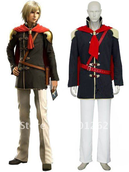 Cosplaydiy Final Fantasy Agito XIII Boy Uniform Cosplay Costume For Adult Halloween Carnival Outfit Custom Made