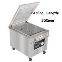 1pc Desktop Automatic Vacuum Packing And Sealing Machine Electric Tablet Food Sealer In High Quality DZ