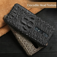 Luxury Phone Case For Huawei Mate 10 20 lite P10 20 Pro Lite case Crocodile Texuture cover For P Smart Honor 7X 8X 9 10 V20 case