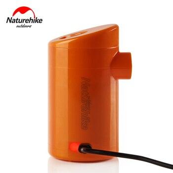 Naturehike Mini Inflatable Pump Sleeping Pads Air Mattresses 4