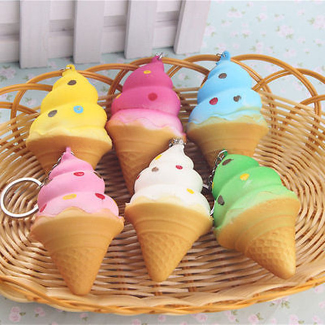 aliexpress : buy cone soft kawaii squishy squishies mini ice