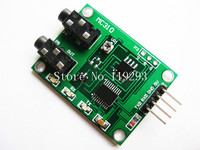 BELLA Morse Code Decoder Encoder CW Audio Codec Up To 54 Serial Ports 5PCS LOT