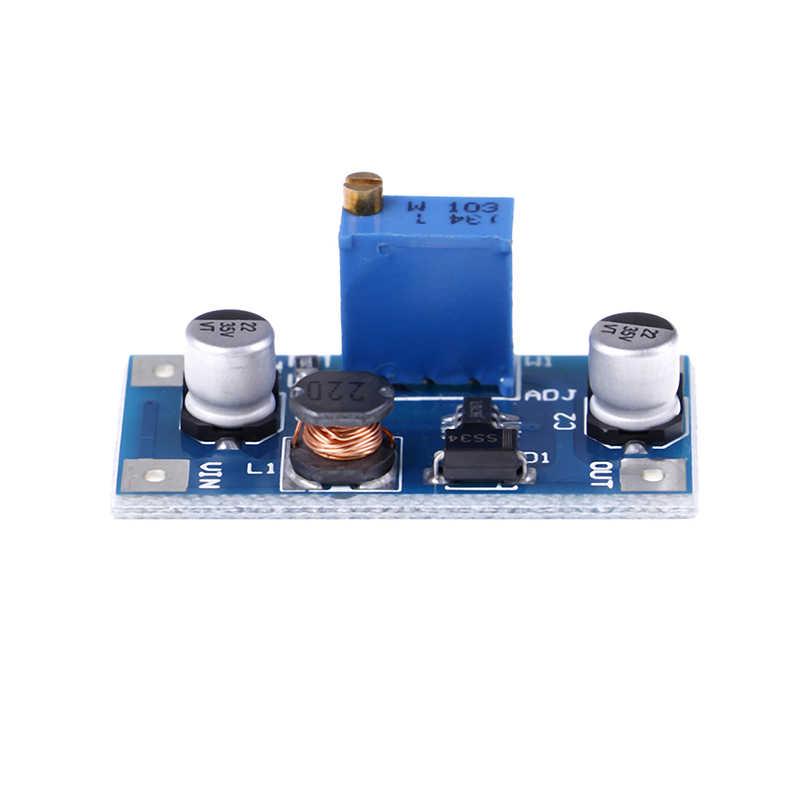 1PC offre spéciale 2A DC-DC alimentation Boost convertisseur de volts 2 V-24 V à 3V 5V 6V 9V 12V 19V 3.2cm x 1.6cm
