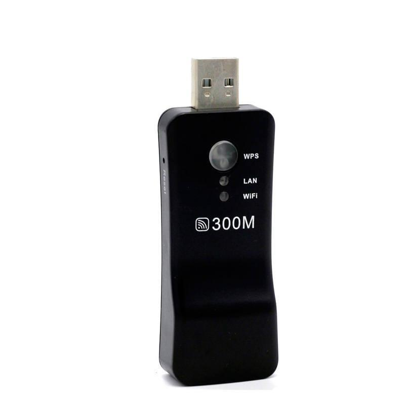 USB Universal Wireless Smart TV Wifi Adapter TV Sticks Ethernet bridge repeater for Samsung Sony LG Vizio any tv Network player