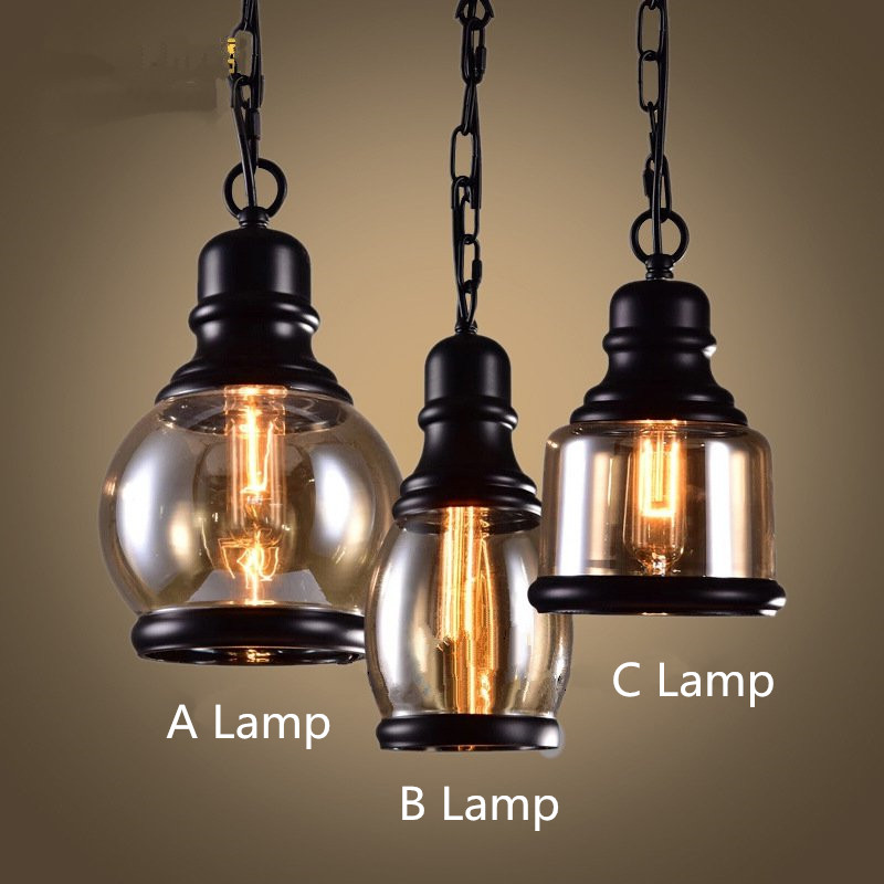 American Country Retro Iron Cafe Pendant Lamp Creative Glass Shade Hemp Hope Art Loft Light Bar Light Dining Light Free Shipping туристический рюкзак nike bz9518 301 sb bz9518 301