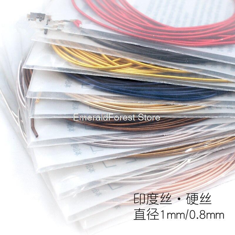 Material de DIY acessórios Broche