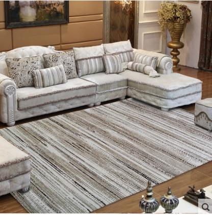 Machine Washale Big Wedding Living Room Carpet Thick Floor Blanket ...