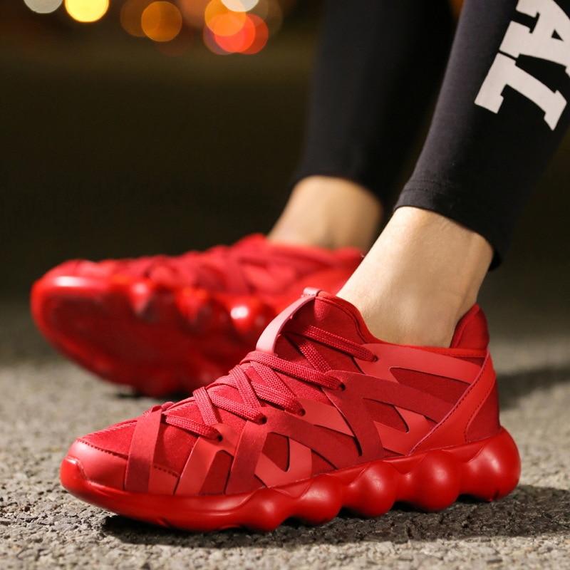 GOGORUNS men summer breathable running shoes men outdoor sport running sneakers men training shoes zapatillas deportivas hombre