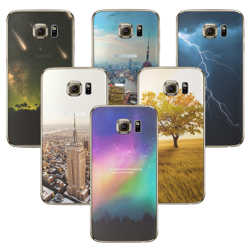 phone cases for samsung galaxy s4 case cover soft clear shock absorption coque for samsung. Black Bedroom Furniture Sets. Home Design Ideas