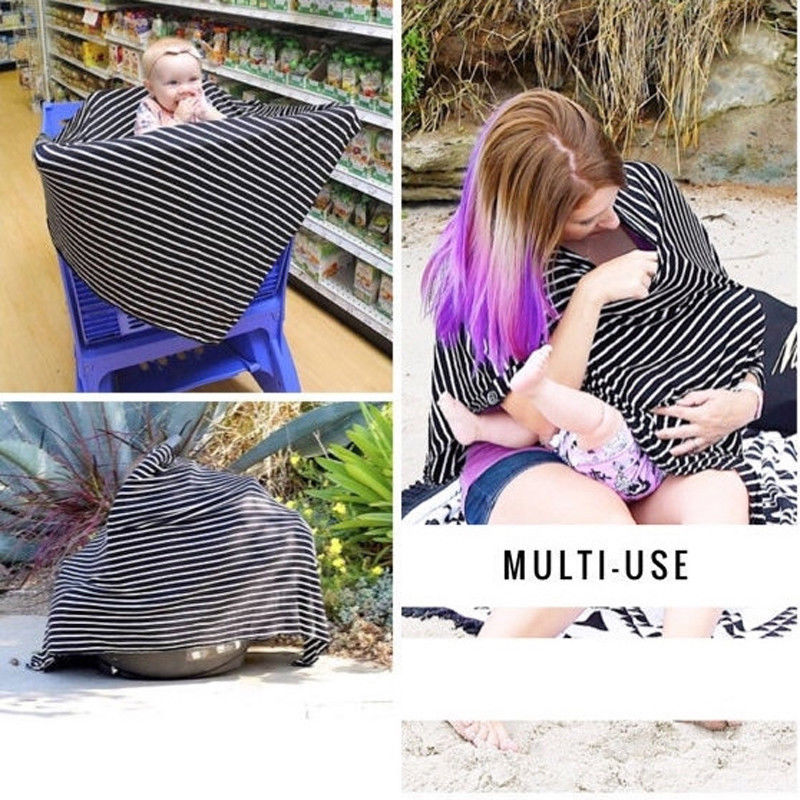10458ae9ae7e2 3in1 Breastfeeding Nursing Covers Baby Car Seat Canopy Cover Nursing Scarf  Cover Up Apron shawl cape-in Nursing Covers from Mother & Kids on  Aliexpress.com ...