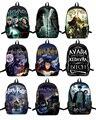 Harry potter hp niños bolsas escuela mochila para adolescentes chicas chicos avada kedavra mochilas escolares bolsa de los niños mochila escolar