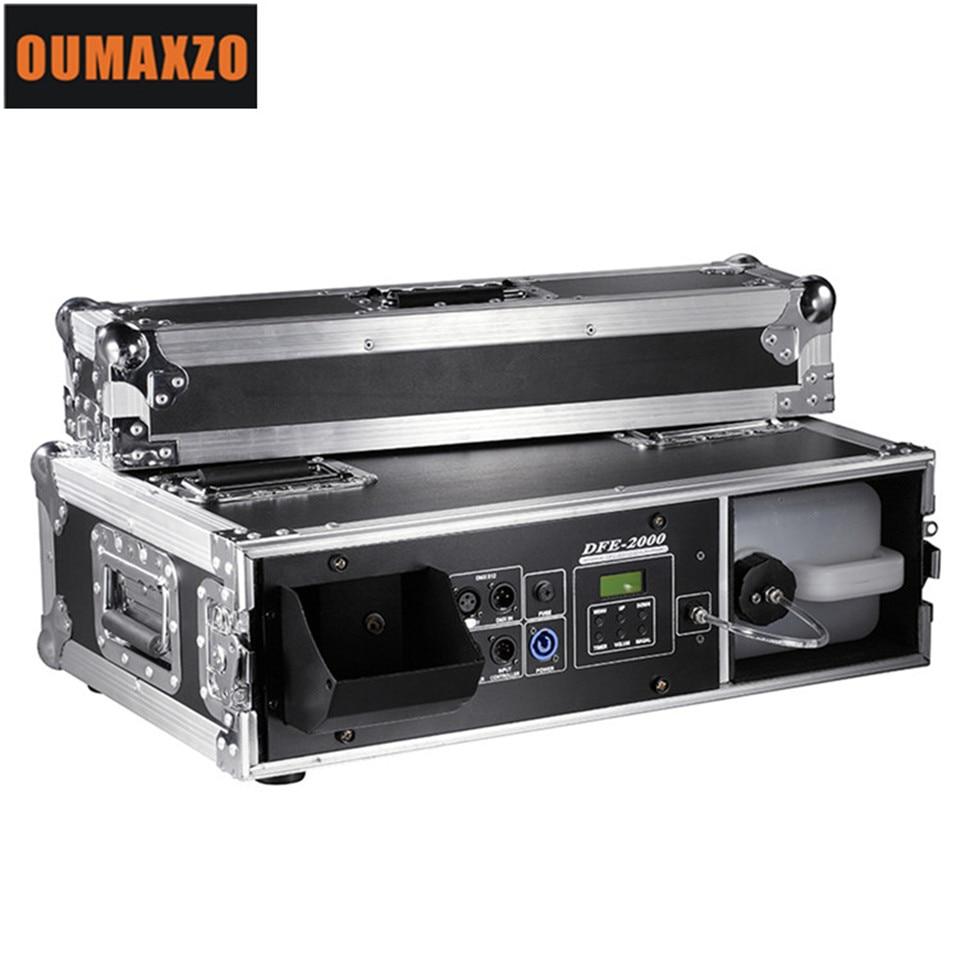 1500w Mist Haze Machine 3.5l Fog Machine DMX512 Smoke Machine DJ /Bar /Party /Show /Stage Light Led Stage Machine Fogger