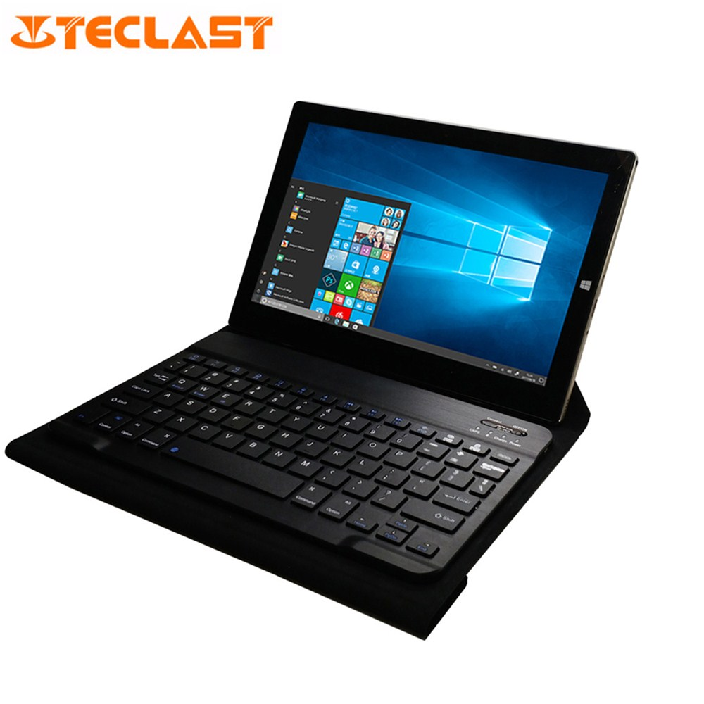 Teclast Tbook 10S 2 in 1 Tablet PC 10.1 Windows 10+Android 5.1 Trail X5-Z8350 4GB RAM 64GB ROM HDMI 6000mAh IPS With KeyboardTeclast Tbook 10S 2 in 1 Tablet PC 10.1 Windows 10+Android 5.1 Trail X5-Z8350 4GB RAM 64GB ROM HDMI 6000mAh IPS With Keyboard