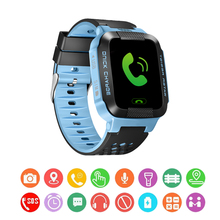 Get more info on the 2019 New Children Watches Gift Smart Watch with GPS GSM Locator Screen Tracker SOS for Kids Children Girls Boys Clock Smartwatch