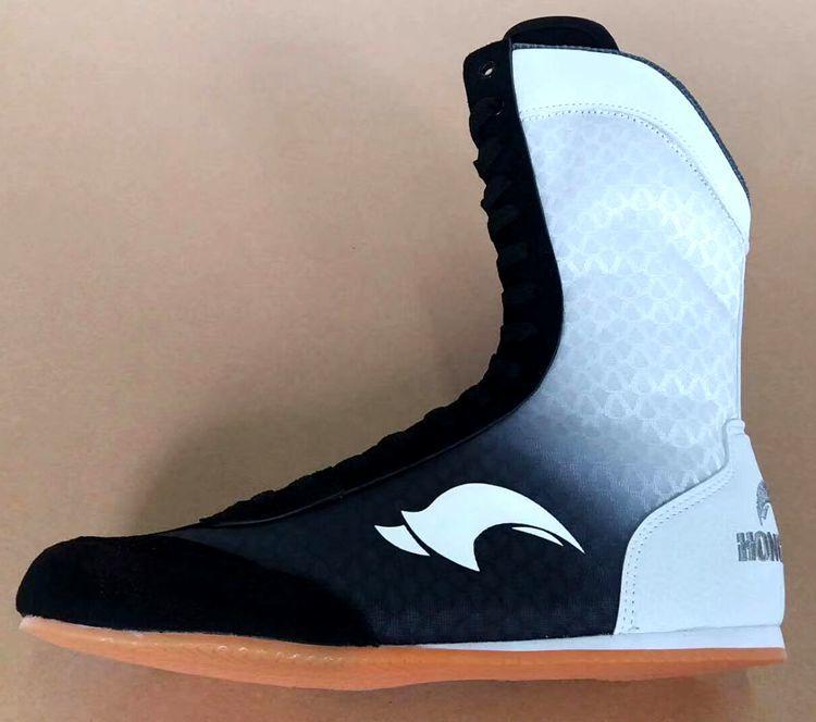 respirável tênis de combate rendas-up treinamento profissional botas de combate 80905