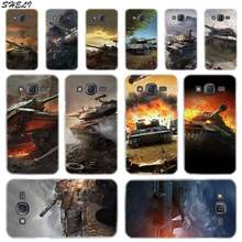 Sheli world of tanks สำหรับ Samsung Galaxy J1 J2 J3 J4 J5 J6 J7 J8 2015 2016 2017 2018 J7 Prime j4 Plus Ace(China)