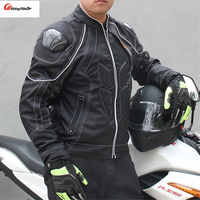 Riding Tribe Motorcycle Racing Men S Jacket Street Road Protector Motocross Body Armour Carbon Fiber Protective