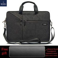 WiWU Laptop Messenger Bag 13.3 14.1 15.4 15.6 17.3 Waterproo