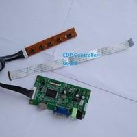 "for B140XTN02.D monitor KIT VGA Controller board SCREEN display DIY 30Pin DRIVER 1366×768 LCD EDP 14""|Laptop Repair Components|   -"