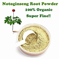 100g/Lot 100% Authentic Notoginseng root powder extracts superfine pseudo ginseng chinese herbs Wenshan SANQI for beauty