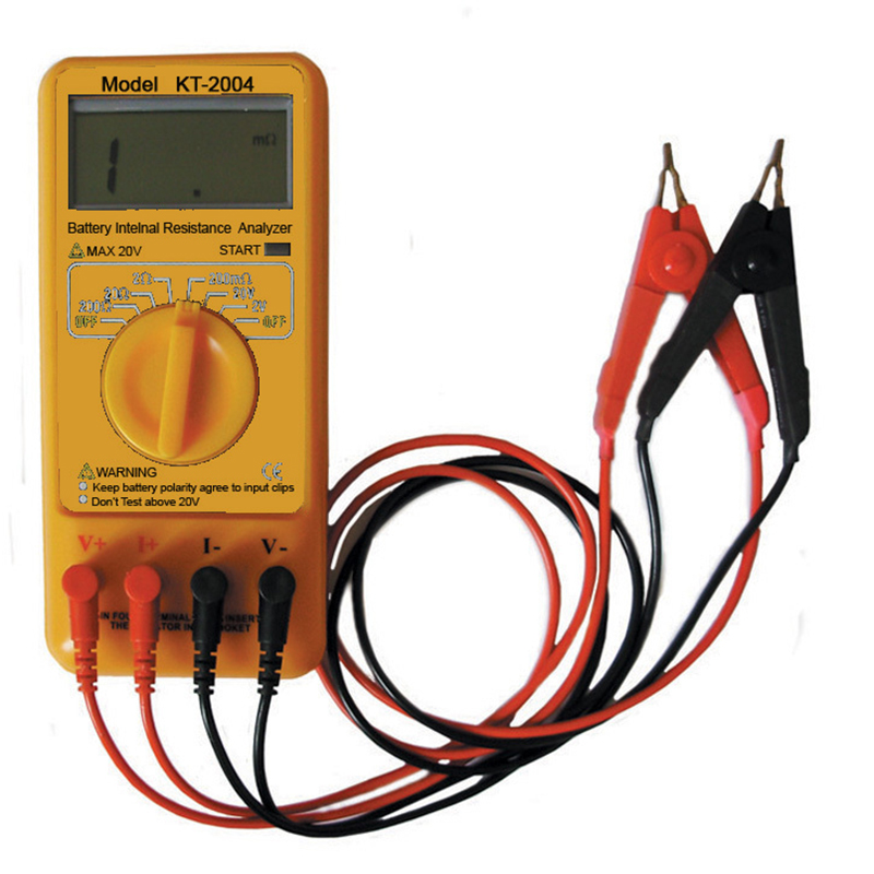 KT-2004 Battery DC resistance analyzerKT-2004 Battery DC resistance analyzer