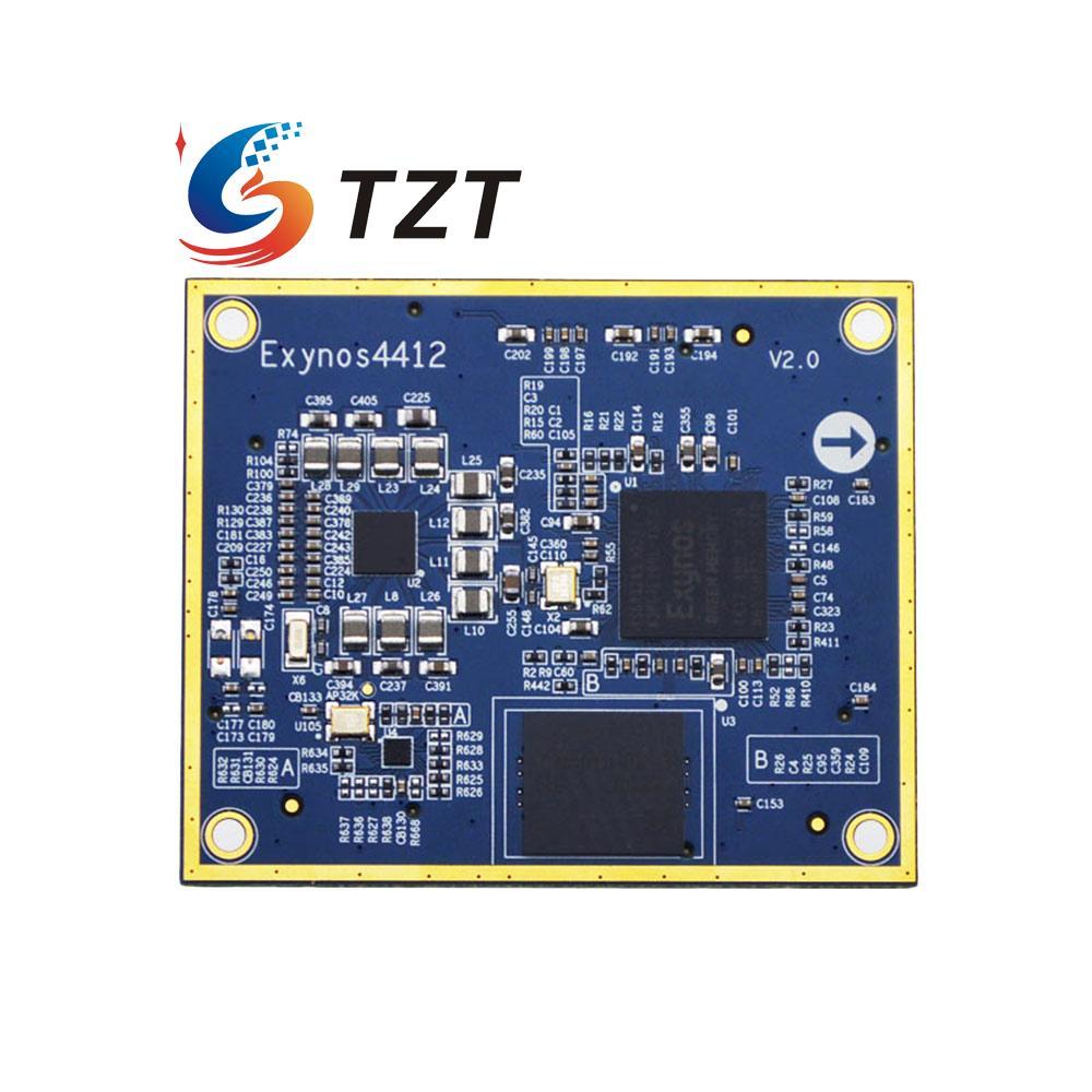 все цены на Exynos CortexA9 Development Board iTOP-4412 Core Board POP 1GB+4GB Support Linux-QT Android4.2 Ubuntu онлайн