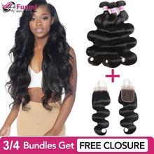 4 Krijgen Hair Bundels