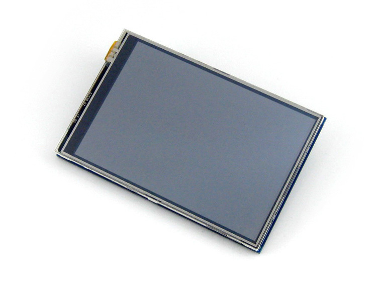 Raspberry Pi LCD Display Module 3.5inch 320*480 TFT Resistive Touch Screen Panel SPI Interface for Any Version of Raspberry-pi 11 0 inch lcd display screen panel lq110y3dg01 800 480