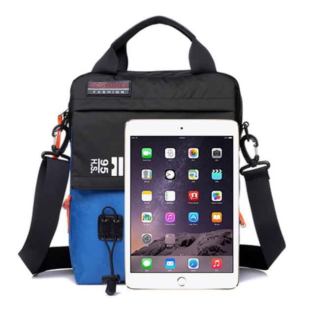 Crossbody bag New Multifunction Men bag Retro handbags Women Nylon Bags Shoulder Messenger Bags 5