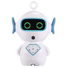 Children Intelligent Accompany Toy Smart RC Robot Interactive Voice Play Music APP Voice Chat Storytelling for Kid Birthday Gift interactive voice response system for college automation
