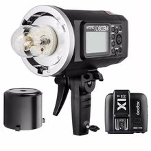 Godox AD600BM 600W HSS 2.4G Wireless Outdoor flash + X1T-N Transmitter for Nikon