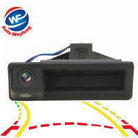 Dynamic Trajectory Tracks Rear View Camera For BMW 3 Series 5 Series BMW X5 X1 X6 E39 E46 E53 E82 E84 E88 E90 E91 E92 E93 E60