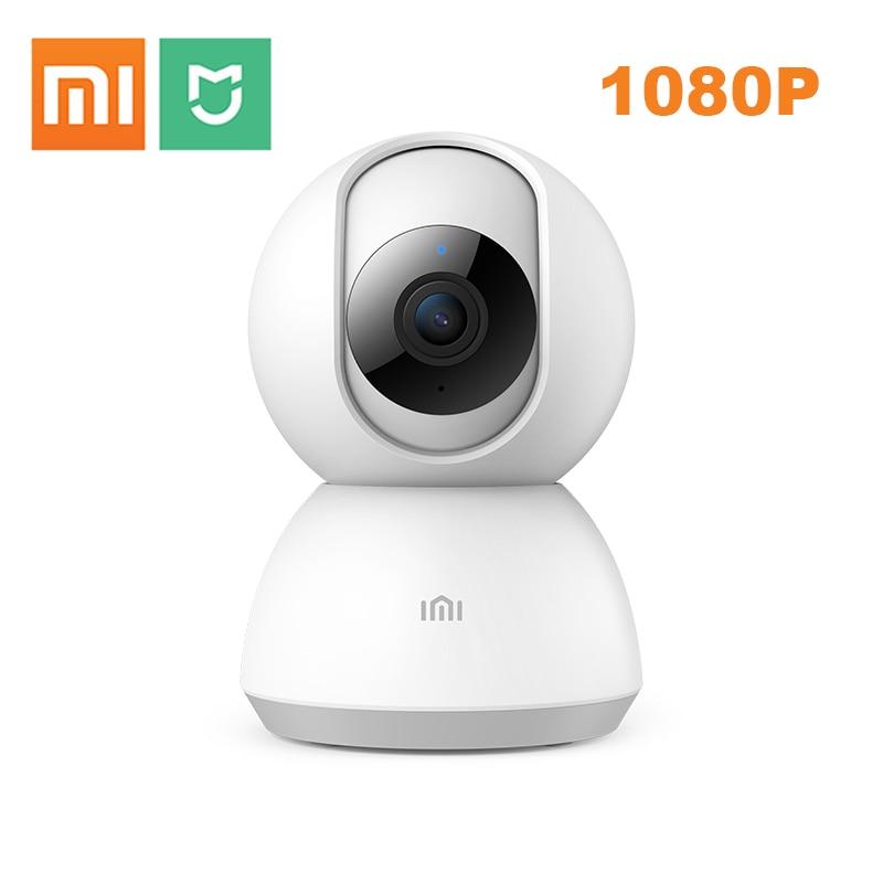 Xiaomi Mijia 1080P Wireless Home Security IP Camera H.265 Two Way Audio Baby Monitor HD Mi Mini Wifi Camara Surveillance Pet Cam galaxy s7 edge geekbench