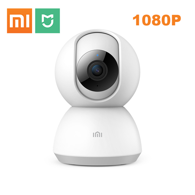 XIaomi PT 1080P Wireless Home Security IP Camera H.265 Two Way Audio Baby Monitor HD Mi Mini Smart Wi-fi Camera Wifi ip Camara