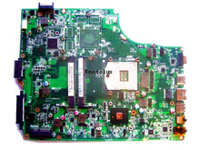 цены MBPTG06001 for Acer aspire 5820G 5820T 5820TZG laptop motherboard DAZR7BMB8E0 31ZR7MB0000 ddr3 Free Shipping 100% test ok