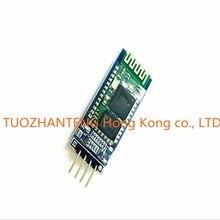 Free shipping! 20PCS  HC06 HC-06 Wireless Serial 4 Pin Bluetooth RF Transceiver Module RS232 TTL for Arduino bluetooth module
