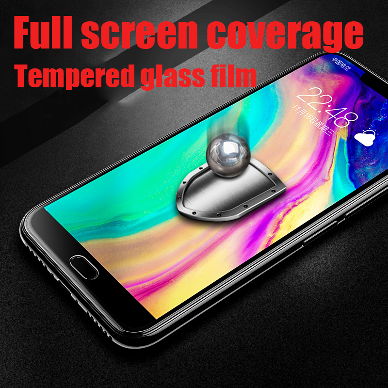 Suntaiho 9H Full Cover Tempered Glass for huawei Mate 20 pro Screen Protector for huawei p20 lite Honor 10 Mate10 Protector film