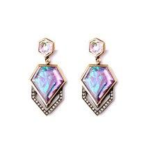 Здесь можно купить  Fashion accessories vintage multicolour rhombus gem women