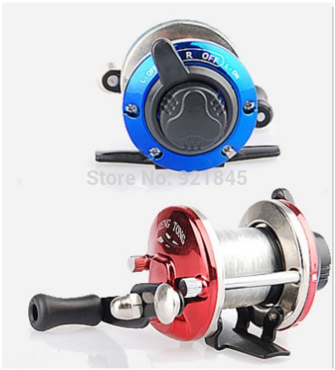 Trend Mark Free Shiping Bait Casting 3.6:1 Ratio 3bb Powerful Gear Lure Reel Baitcasting Left/right Reel Bag Low Profile Fishing Tackle Reputation First