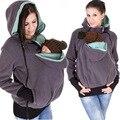 Madre Canguro bebé ropa de otoño e invierno de las mujeres modelsThree en un multi-funcional madre Canguro suéter modelos