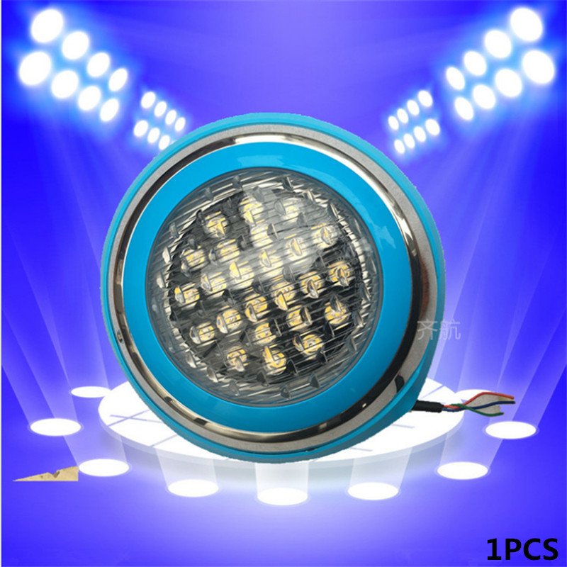 Lights & Lighting 1pcs Led Swimming Pool Light 54w Ac 12v Rgb Ip68 Led Remote Control Underwater Lamp Outdoor Lighting Pond Lights Led Piscina To Have Both The Quality Of Tenacity And Hardness Led Underwater Lights