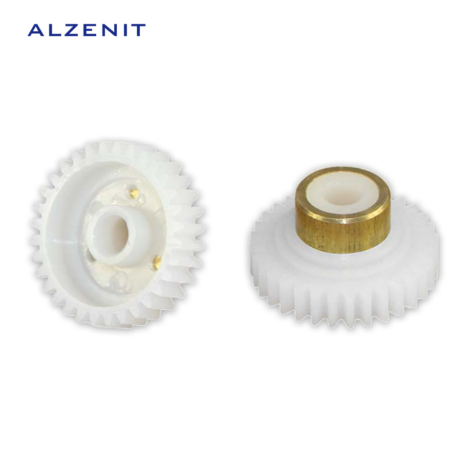 10Pcs/Lot ALZENIT For Toshiba E 163 165 166 167 203 205 206 207 237 181 182 211 212 220 242 OEM New Paper Clutch Gear samsung vcc 4140v38