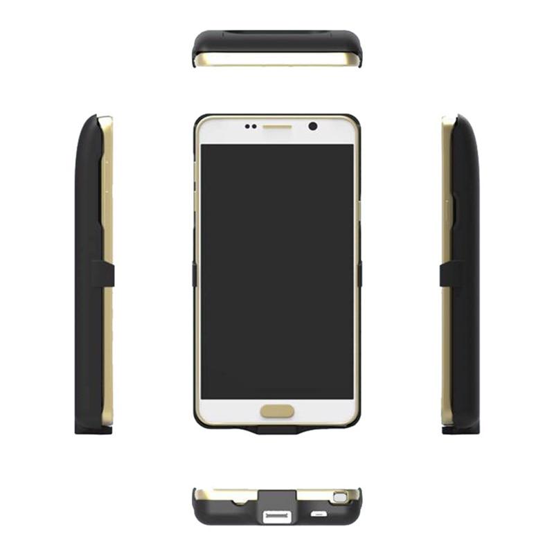 10000 mah batterie cas Pour Xiaomi Redmi Note 4 Intelligent Capa Couvercle de La Batterie Puissance Banque Pour Xiaomi Redmi Note 4X batterie Chargeur Cas