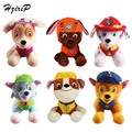 HziriP New Canine Patrol Dog Doll Plush Toys Cute Soft Toy Cartoon Anime Patrol Puppy Baby Kids Toy Children Birthday Gifts