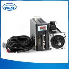 1.5KW servo sistema servo motor + servo motor 130ST-M06025 ac servo motor 6N M