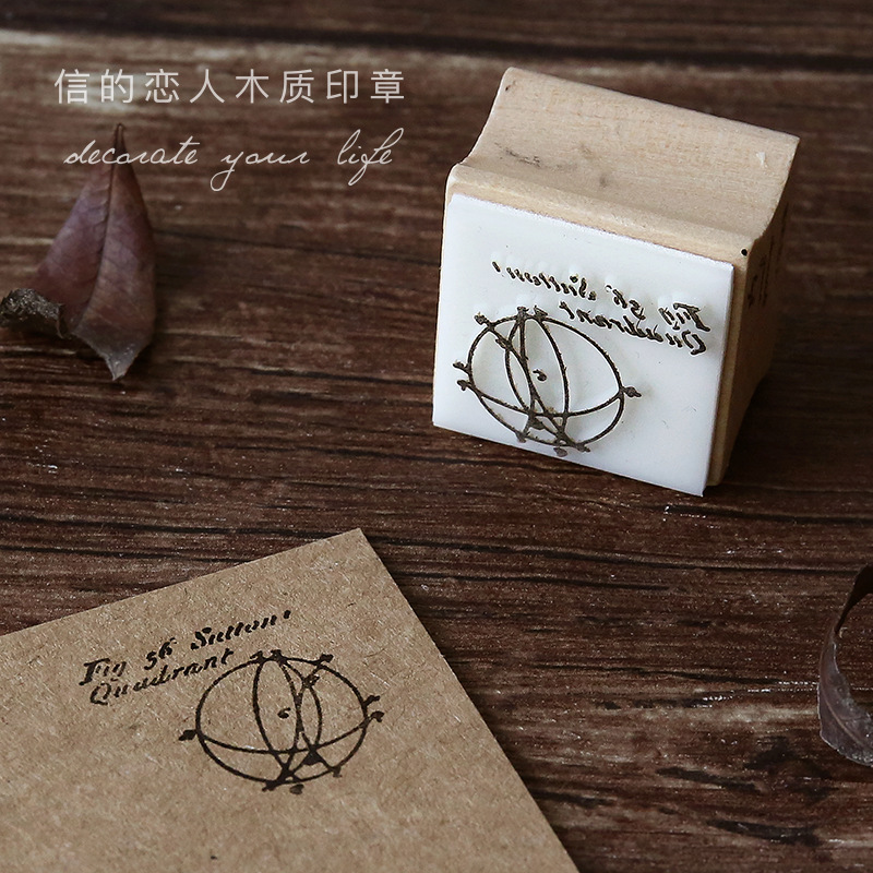 1 Pcs Travel-memory Book Series Wooden Stamp Diy Handmadedecal Stamps For Scrapbooking Diy Stamps Photo Album Craft Gifts